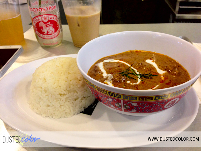 STICKY RICE, DOWNTOWN LA - THAI STREET FOOD