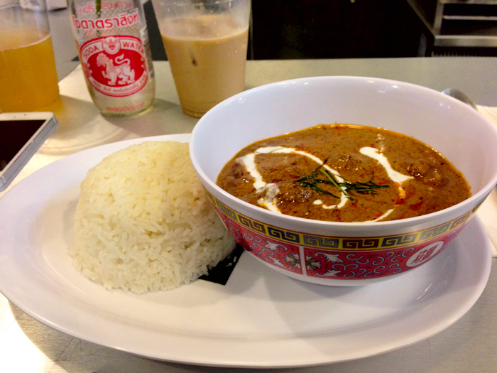 STICKY RICE, DOWNTOWN LA – THAI STREETFOOD